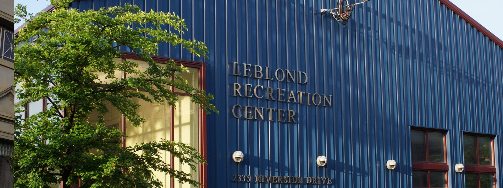LeBlond Recreation Center