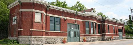 The Pendleton Heritage Center